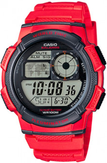 Часы Casio Collection AE-1000W-4AVEF 371509