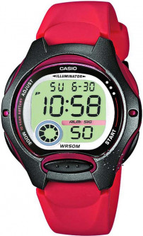 Часы Casio Standard Digital LW-200-4AVEF 302226