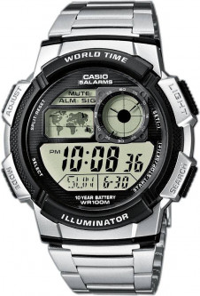 Часы Casio Collection AE-1000WD-1AVEF 326738