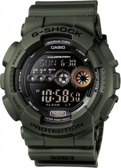 Часы Casio G-Shock GD-100MS-3ER 332106
