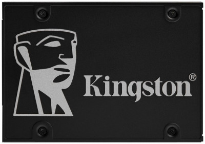 "Kingston SSD Upgrade Kit KC600 256GB 2.5"" SATAIII 3D TLC (SKC600B/256G)"