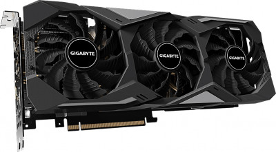 Gigabyte PCI-Ex GeForce RTX 2080 Super Gaming 8G 8GB GDDR6 (256bit) (1815/15500) (Type-C, HDMI, 3 x Display Port) (GV-N208SGAMING-8GC)