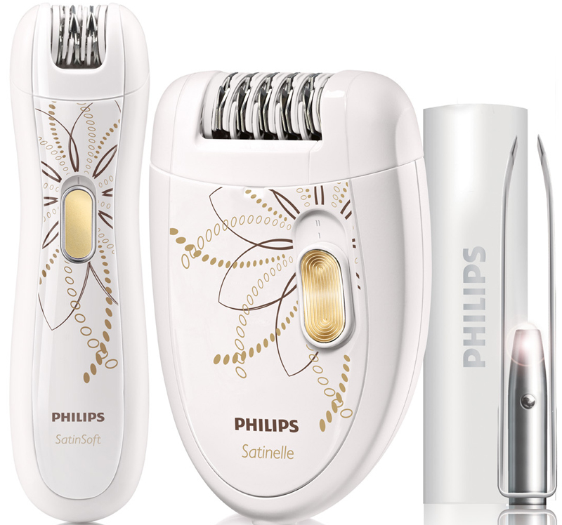 Komplett. no - Philips HP6423 Epilator