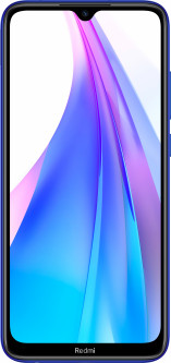 Мобильный телефон Xiaomi Redmi Note 8T 4/64GB Starscape Blue