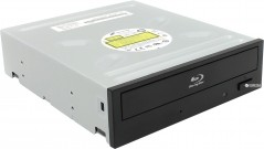 H-L Data Storage Blu-ray SATA Black (BH16NS40)