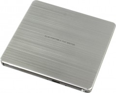 H-L Data Storage DVD±R USB 2.0 Silver (GP60NS60)