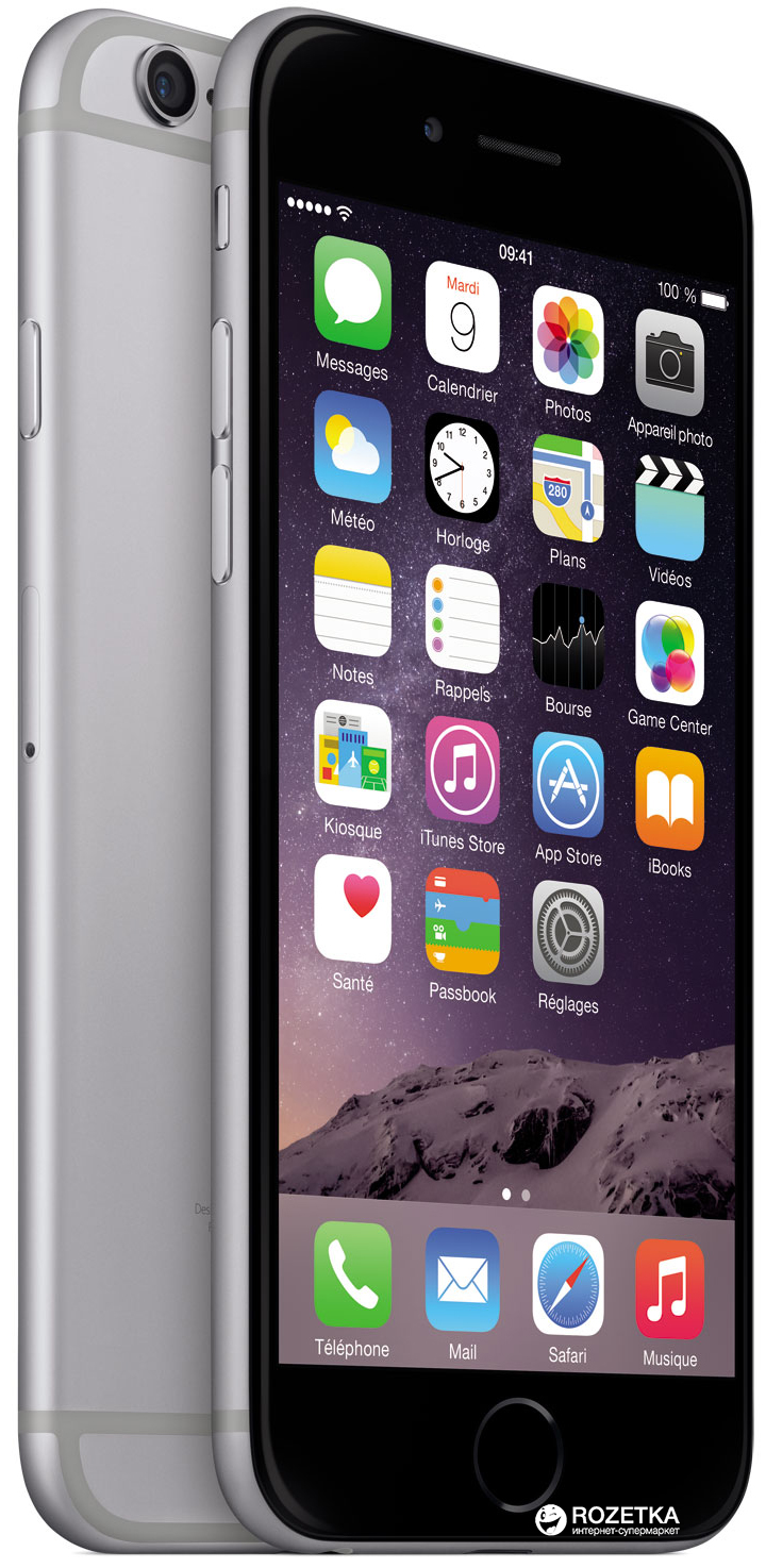 apple iphone 6 16gb space gray. Black Bedroom Furniture Sets. Home Design Ideas