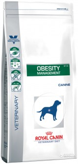 Сухой корм Royal Canin Obesity Management