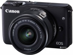 Canon EOS M10 15-45mm IS STM Kit Black (0584C040)