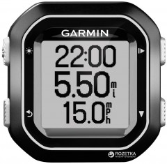 Велокомпьютер Garmin Edge 25 Bundle (010-03709-50)