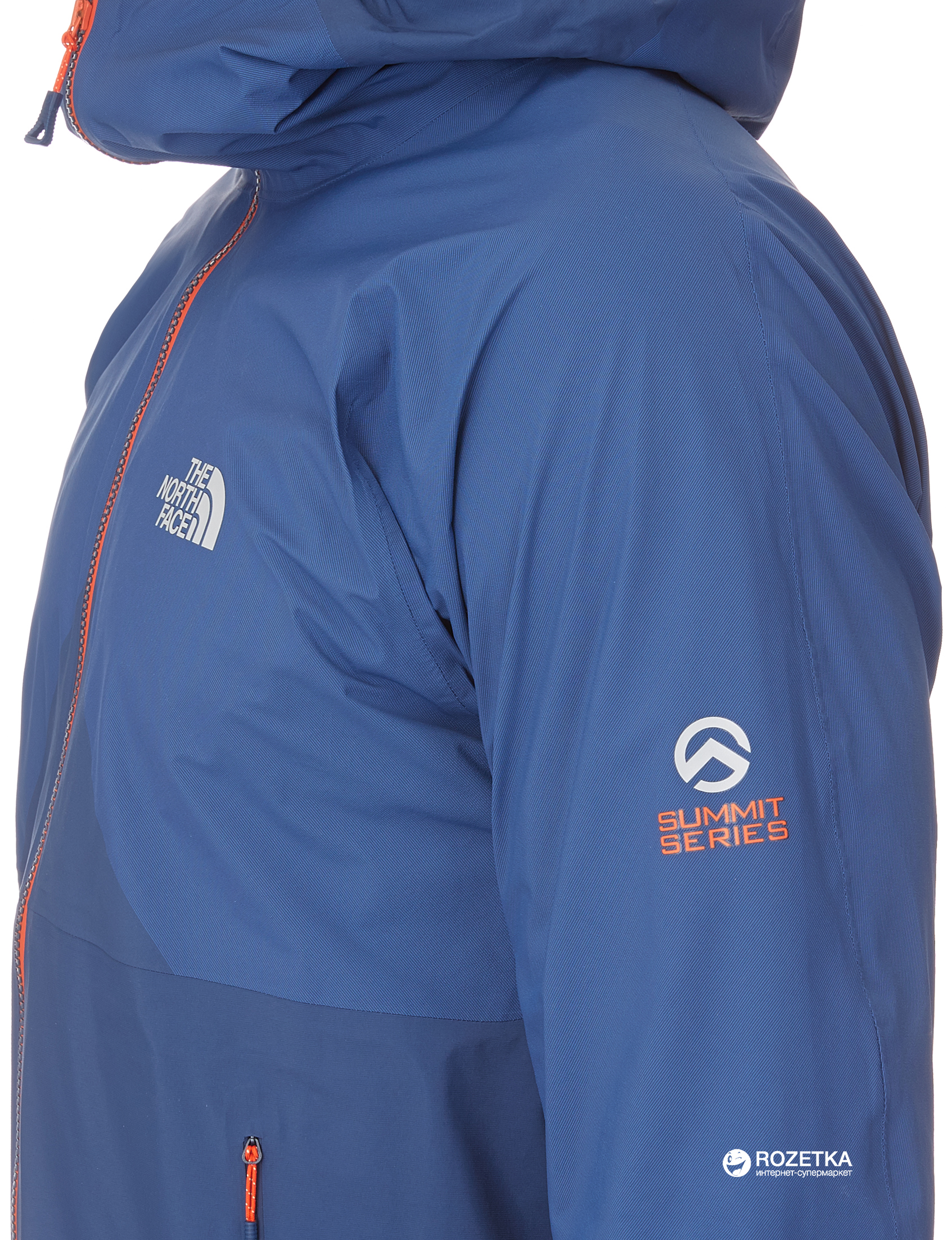3dcec37a9 Ветровка The North Face Men's Fuseform Originator Jacket T0CW14 M  W0Q-Estate Blue/Monster Blue (888654817676)