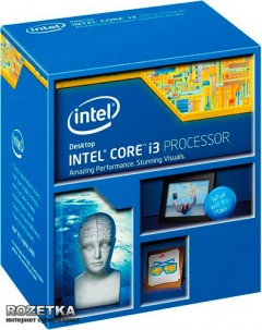 Процессор Intel Core i3-4160 3.6GHz/5GT/s/3MB (BX80646I34160) s1150 BOX