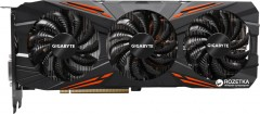 Gigabyte PCI-Ex GeForce GTX 1070 G1 Gaming 8192MB GDDR5 (256bit) (1594/8008) (DVI, HDMI, 3 x Display Port) (GV-N1070G1 GAMING-8GD)