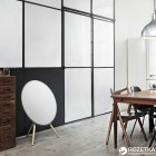 Акустична система Bang & Olufsen BeoPlay A9 White, incl. front cover, maple legs (2890-19) - зображення 7
