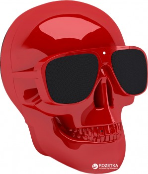 Акустична система Jarre Aeroskull Nano Glossy Red (ML80115)