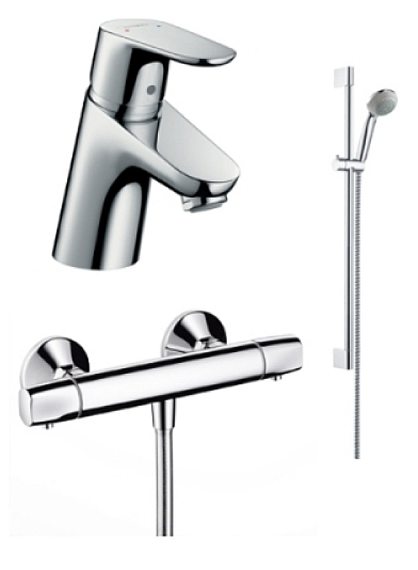 hansgrohe focus e stunning hansgrohe with hansgrohe focus. Black Bedroom Furniture Sets. Home Design Ideas