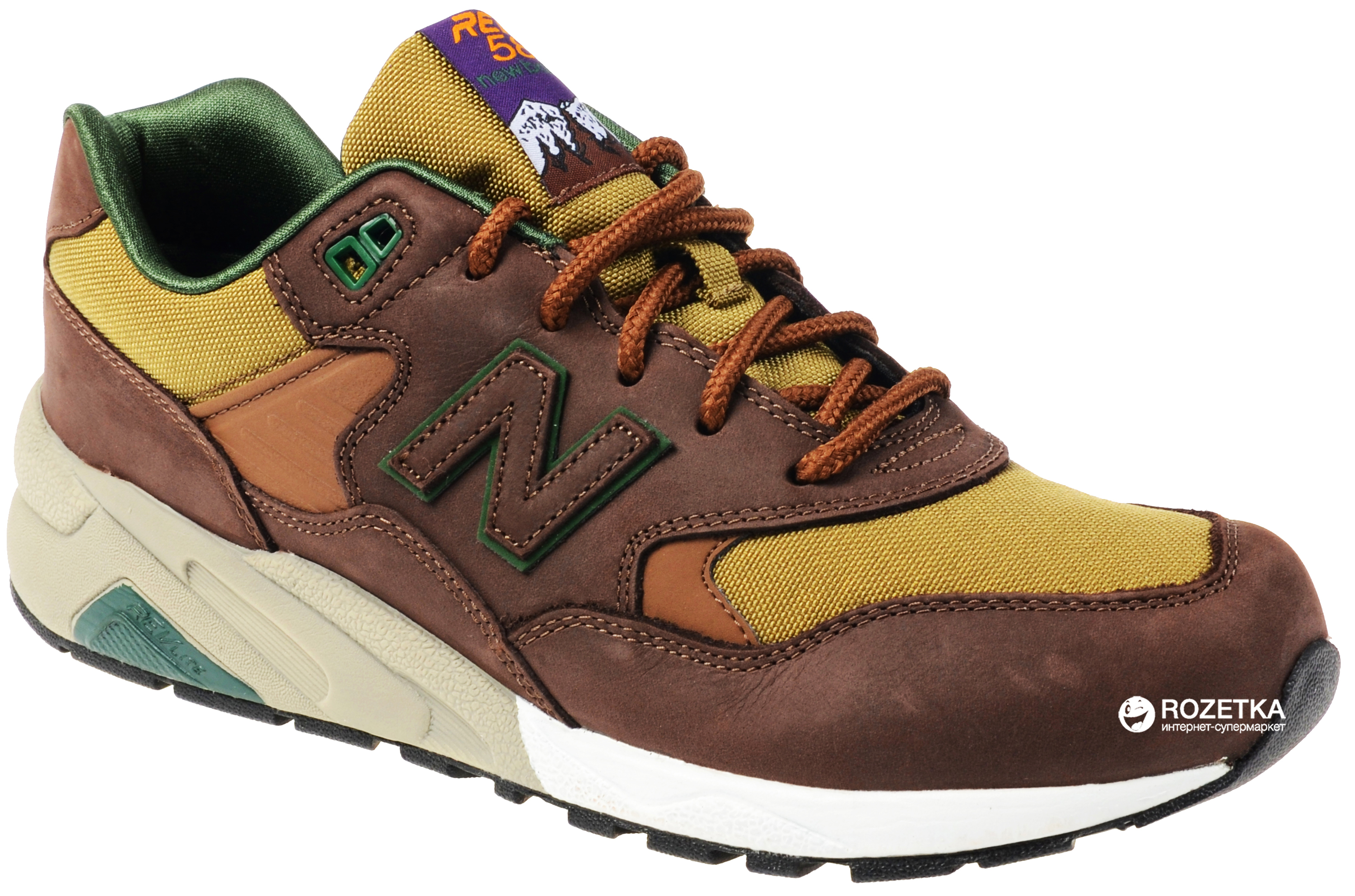 save off dfd23 4889b ROZETKA | Кроссовки New Balance 580 MRT580LB 43 (10) 28 см ...
