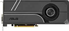 Asus PCI-Ex GeForce GTX 1060 Turbo 6GB GDDR5 (192bit) (1506/8008) (DVI, 2 x HDMI, 2 x DisplayPort) (TURBO-GTX1060-6G)