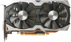 Zotac PCI-Ex GeForce GTX 1060 AMP Edition 6GB GDDR5 (192bit) (1556/8000) (DVI, HDMI, 3 x DisplayPort) (ZT-P10600B-10M)