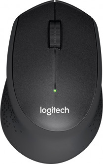 Мышь Logitech M330 Silent Plus Wireless Black (910-004909)