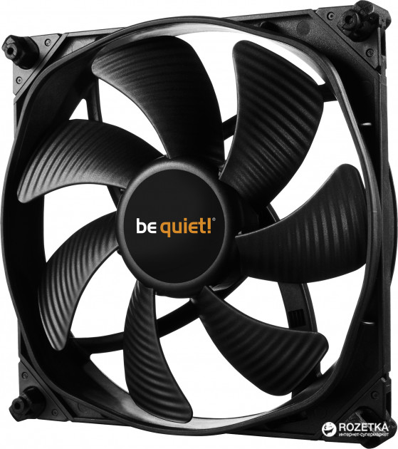 Кулер be quiet! Silent Wings 3 140mm High-speed (BL069) - изображение 1