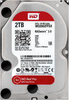 "Жорсткий диск Western Digital Red Pro 2TB 7200rpm 64MB WD2002FFSX 3.5"" SATA III"