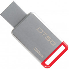 Kingston DataTraveler 50 32GB Red (DT50/32GB)