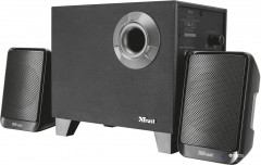 Trust Evon Wireless 2.1 Speaker Set Black (TR21184)