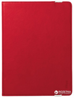 """Обложка Trust Universal 10"""" Primo Folio Stand for Tablets Red (TR 20316)"""