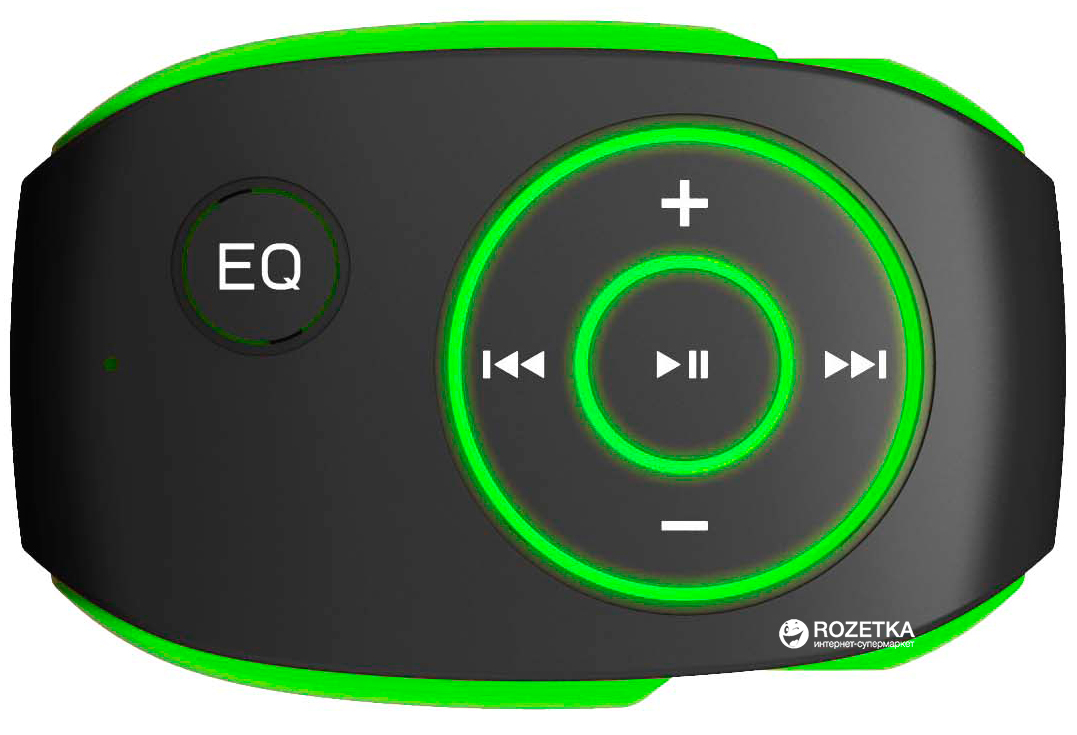 MP3-плеер Astro M2 8GB Black/Green