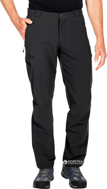 Брюки Jack Wolfskin Activate Thermic Pants Men 1503601-6000 54 (4055001281268)
