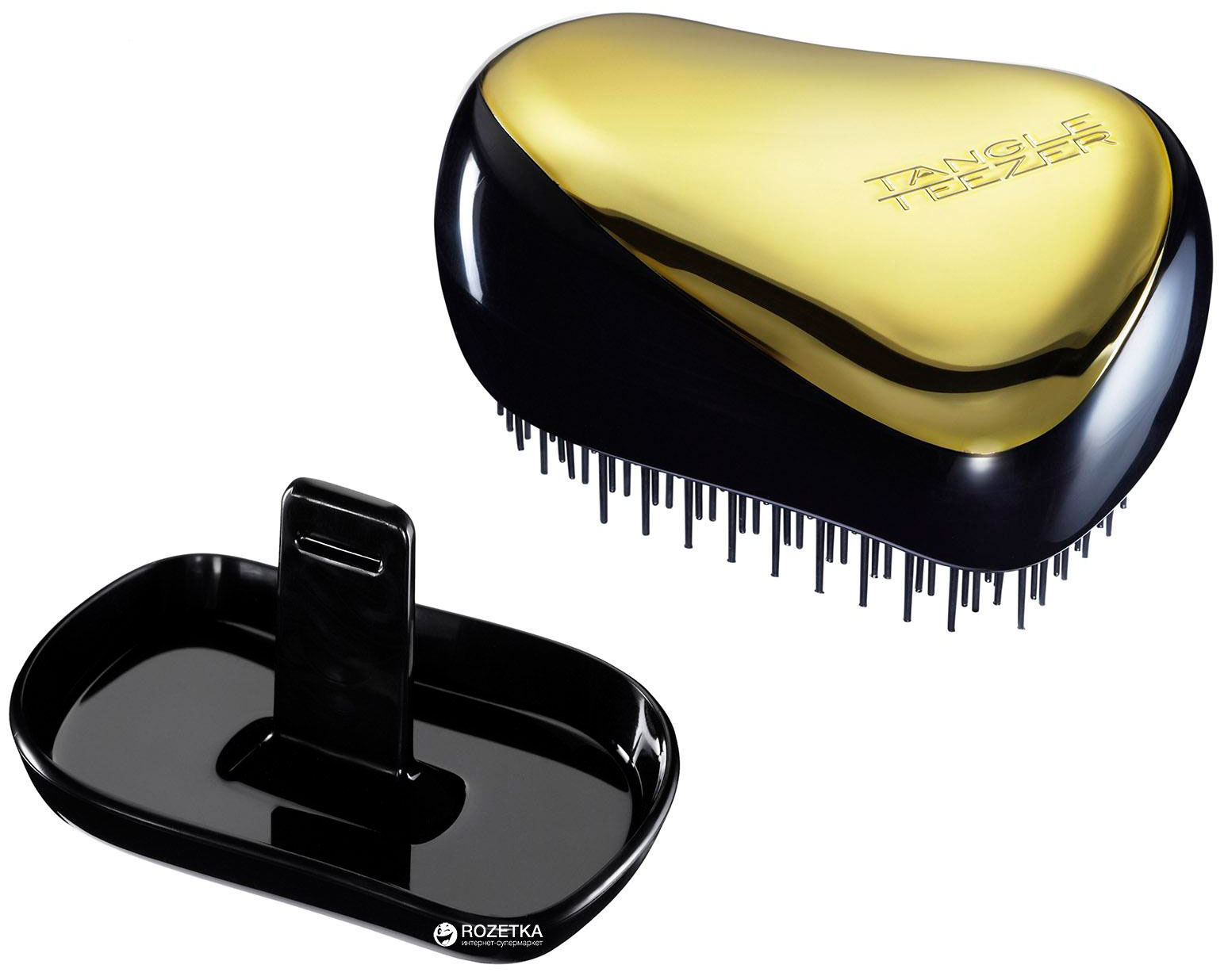 5f013837ff47 Расческа Tangle Teezer Compact Styler Gold Rush (5060173370046)