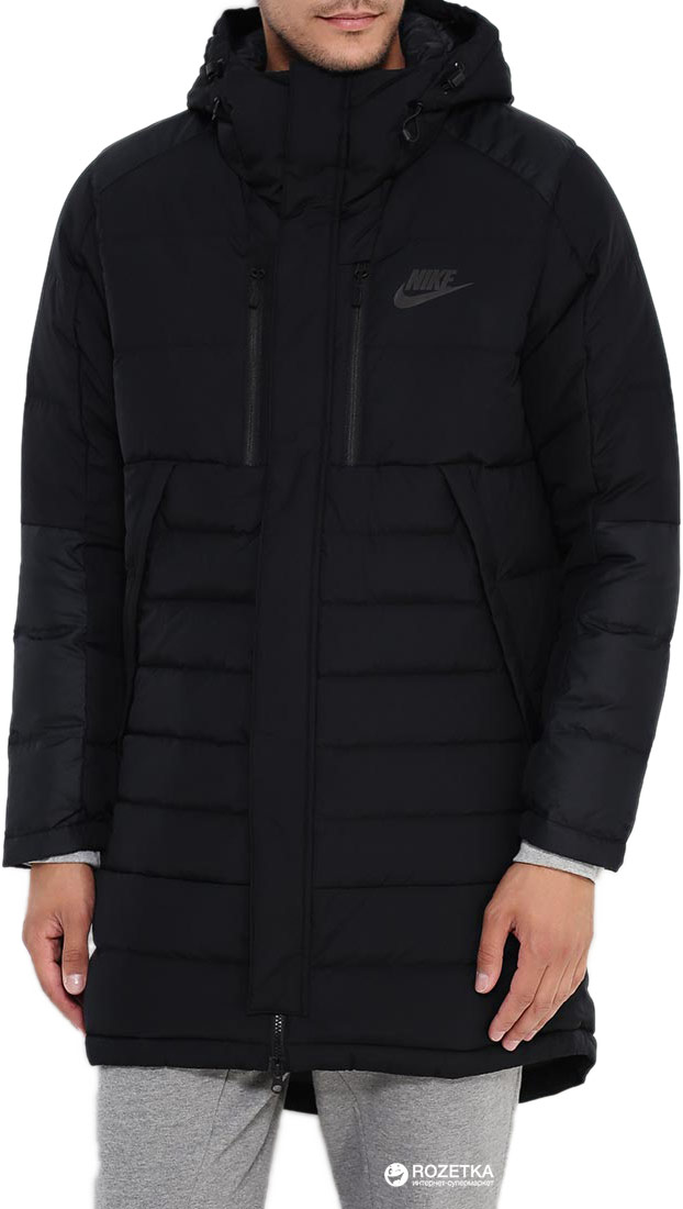 77193c6e ROZETKA | Пальто-пуховик Nike M Nsw Down Fill Parka 807393-010 L ...