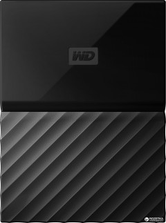 Жесткий диск Western Digital My Passport 2TB WDBYFT0020BBK-WESN 2.5 USB 3.0 External Black