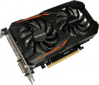 Gigabyte PCI-Ex GeForce GTX 1050 TI OC 4GB GDDR5 (128bit) (1316/7008) (DVI, HDMI, DisplayPort) (GV-N105TOC-4GD) - изображение 2