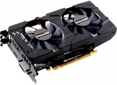 INNO3D PCI-Ex GeForce GTX 1050 Twin X2 2GB GDDR5 (128bit) (1354/7000) (DVI, HDMI, DisplayPort) (N1050-1DDV-E5CM)
