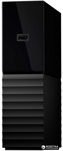 Жорсткий диск Western Digital My Book (New) 4TB WDBBGB0040HBK-EESN 3.5 USB 3.0 External - зображення 1