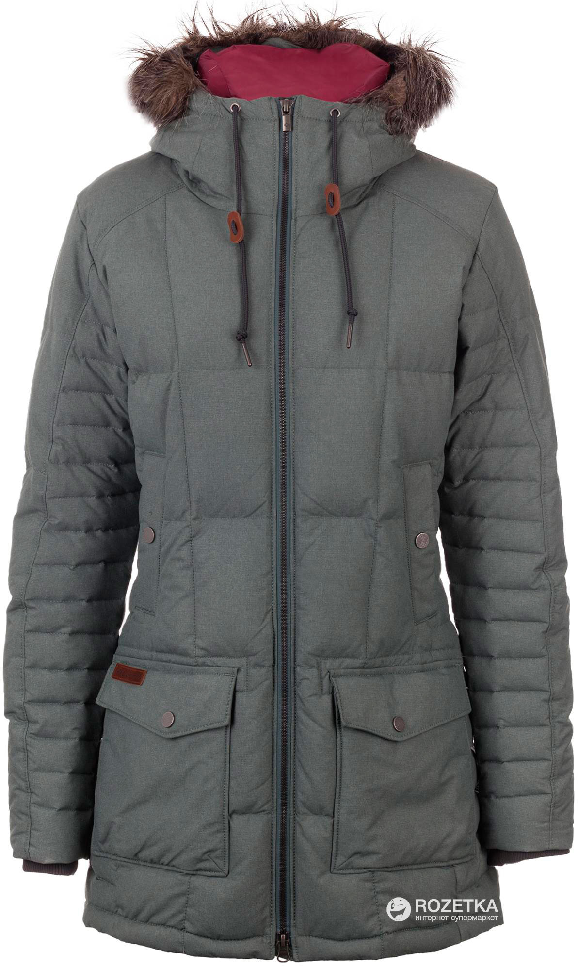 11311626. Пуховик Columbia Della Fall Mid Jacket Womens Down ... e7dd0bad8795f