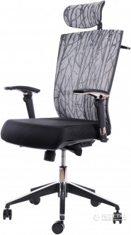 Кресло Barsky ECO Chair G-3 Grey (G-3)