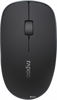 Мышь Rapoo 3510 Wireless Grey (60234)