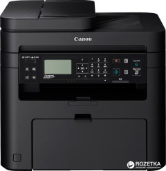 Canon i-SENSYS MF244dw with Wi-Fi (1418C017) + USB cable