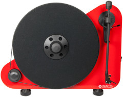 Pro-Ject VT-E BT R (OM 5E) Red (9120071651091)