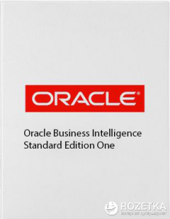 Oracle Business Intelligence Standard Edition One, NUP, Perpetual 1-Click поддержкой на 1 год (L46721LS)