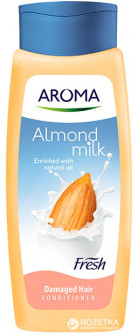 Кондиционер Aroma Fresh Conditioner Honey Milk 400 мл (3800013528679)