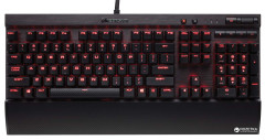 Клавиатура проводная Corsair K70 LUX Cherry MX Brown USB Black (CH-9101022-NA)