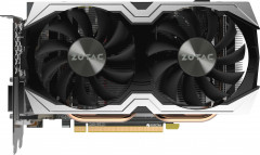 Zotac PCI-Ex GeForce GTX 1070 Mini 8GB GDDR5 (256bit) (1518/8008) (DVI, HDMI, 3 x DisplayPort) (ZT-P10700G-10M)