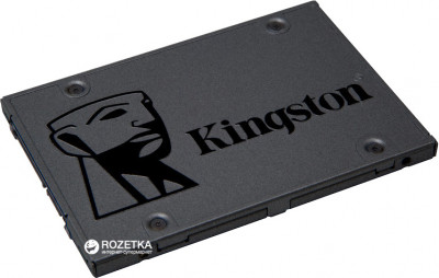 "Kingston SSDNow A400 480GB 2.5"" SATAIII 3D V-NAND (SA400S37/480G)"