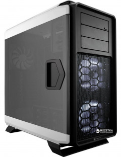 Корпус Corsair Graphite 760T Windowed White (CC-9011074-WW)