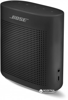 Bose SoundLink Color II Soft Black (SLcolour/black)