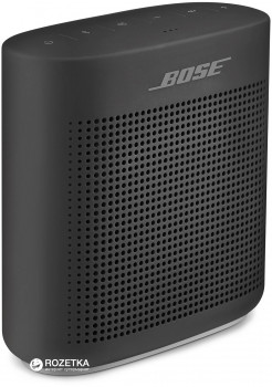 Акустична система Bose SoundLink Color II Soft Black (752195-0100)
